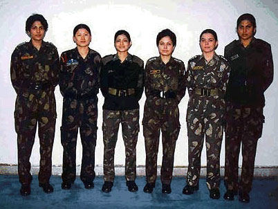 Girls in the Army