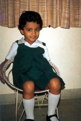 Trisha Childhood Photos