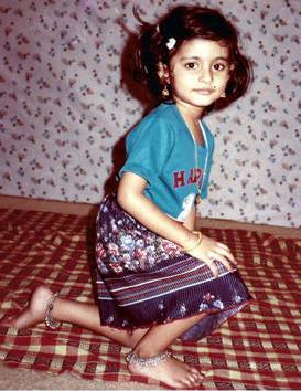 Actress Sneha Childhood Photos