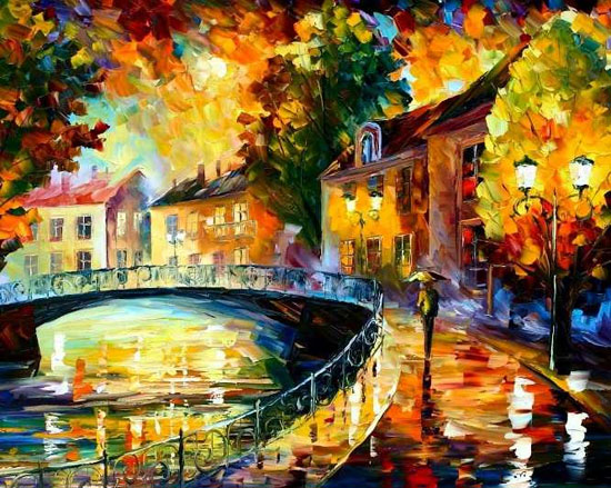 Beautiful Paintings Capturing Life