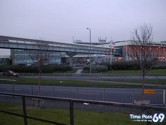 Glasgow Prestwick International Airport-Scotland