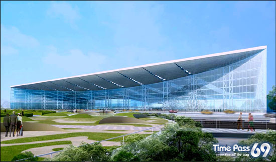 New Kolkata International Airport