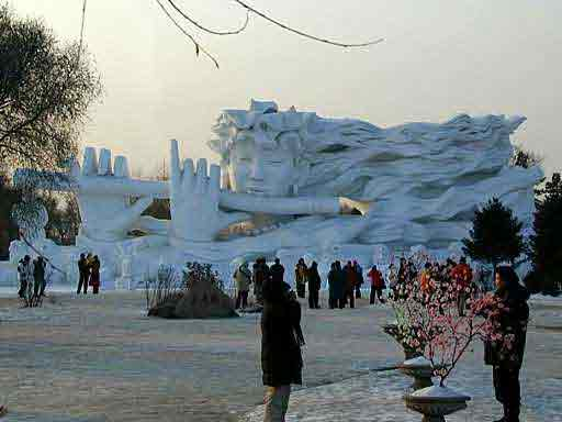 Harbin Ice Snow Festivals Amazing