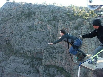 Highest Bungee Jumps on Earth