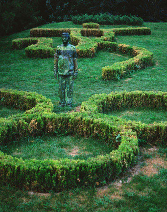 Liu Bolin invisible man amazing