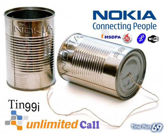 Unlimited Phone Calls - Nokia