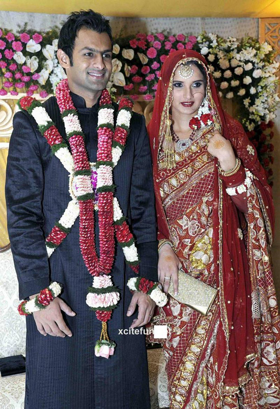Saniya Mirza Wedding Photos