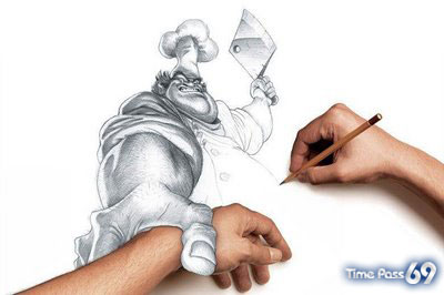 Awesome Interactive Drawings