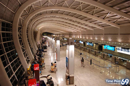 Chhatrapati Shivaji International Airport - Mumbai
