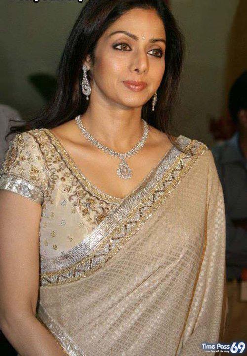 Everegreen Actress Sridevi
