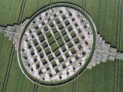 Ultimate Crop Circles in the Field
