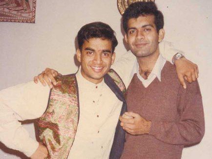 Actor Madhavan Childhood Rare Family Photos