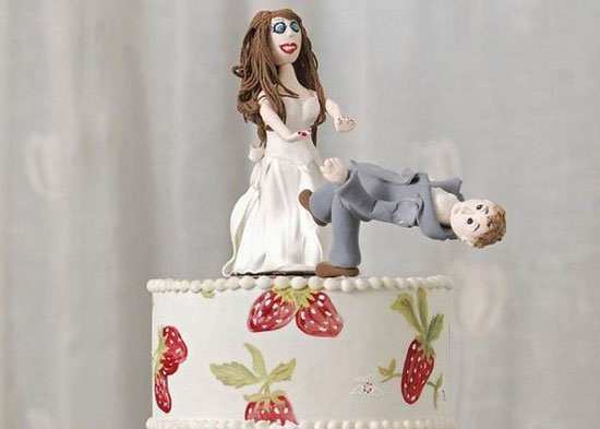 Divorce Cakes - Divorce Cake Pictures, Divorce Cake Ideas & Images