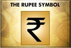 Indian Rupee Finalized Symbol