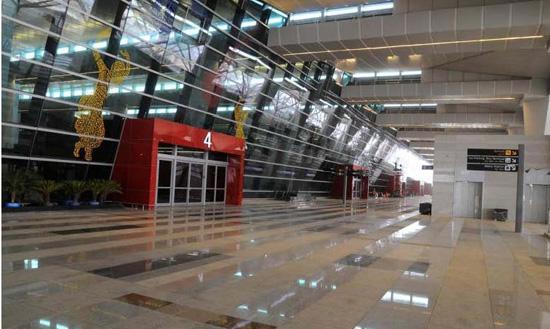 Delhi International Airport Inside Terminal 3