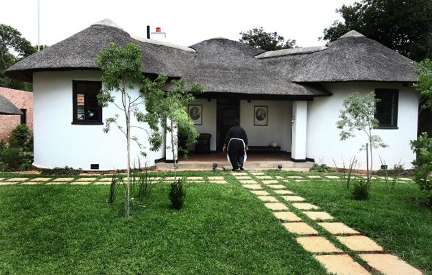 At Home with Gandhi in South Africa