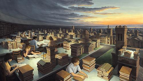 Illusion Images by Rob Gonsalves