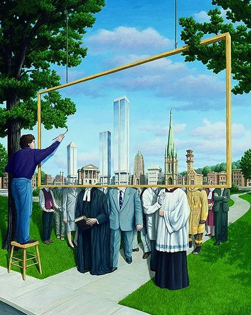 Illusion Images by Rob Gonsalves III