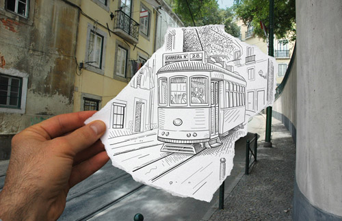 Pencil vs Camera Incredible Piece of Art
