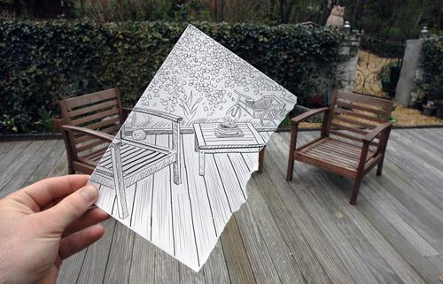 Pencil vs Camera Incredible Piece of Art