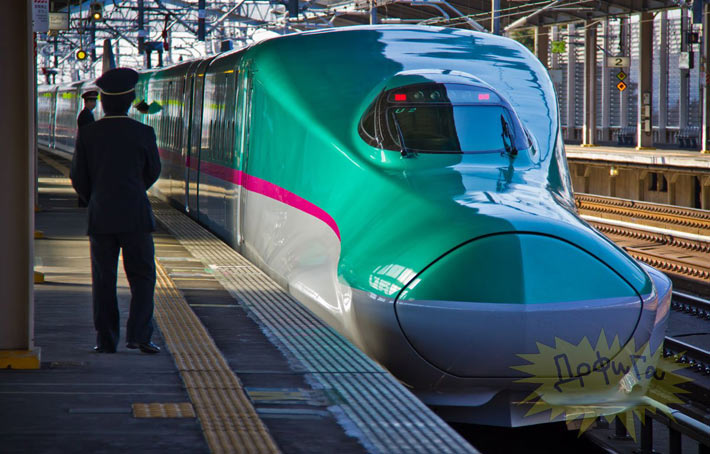 Japanese Latest Trains