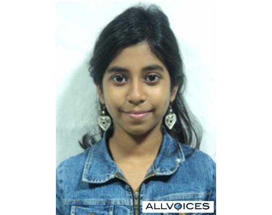 World Youngest CEO Girl Aged 14 Sindhuja Rajamaran