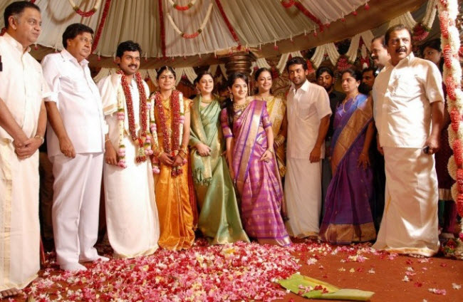 Karthi Ranjani Marriage Photos
