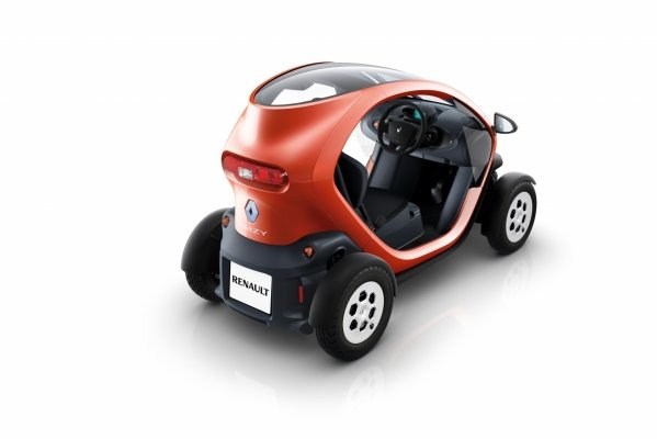 Small Is Beautiful-The Renault Twizy EV