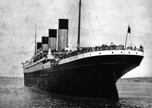 Remembering the Titanic 100 Years on