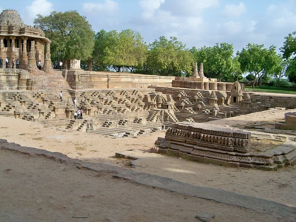 The Sun Temple of Modhera Gujarat