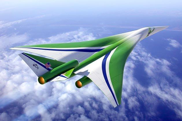 Nasa's Superb Futuristic Aircraft Designs