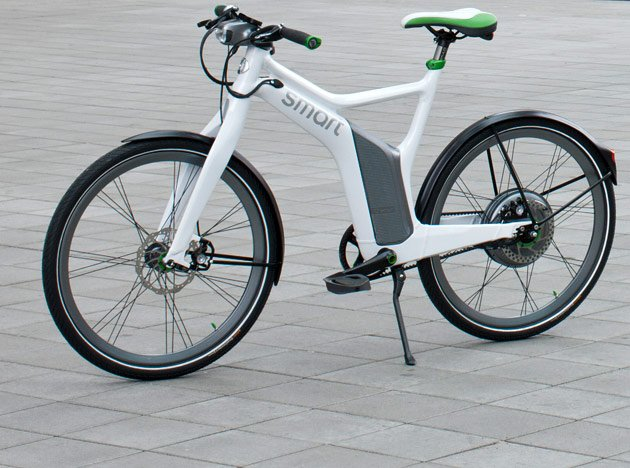 The Smart Ebike - Grace The Smart Ebike