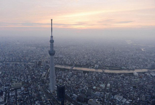 The World's Tallest Tower Opened To The Public On