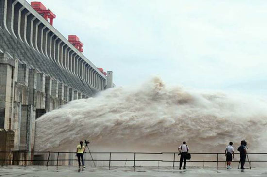 The World Largest Dam is Located in China