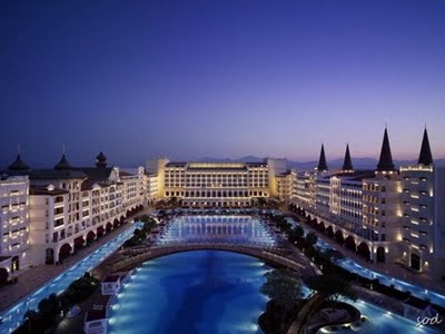 Most Expensive Hotel in Europe-The Mardan Palace