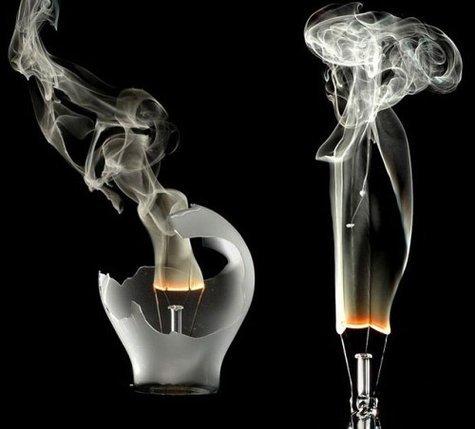 Smoke Photographs