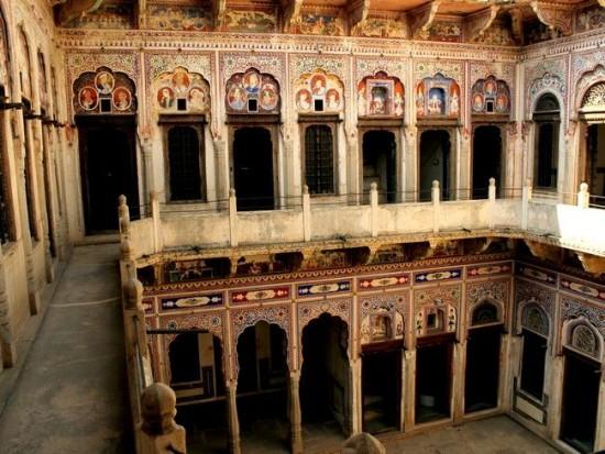 Breathtaking photos of Rajasthan's Shekhawati havelis