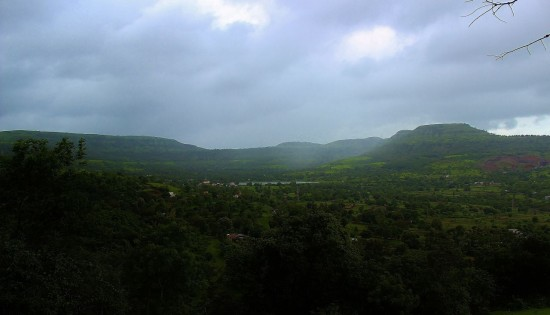 QUICK MONSOON GETAWAYS FROM PUNE
