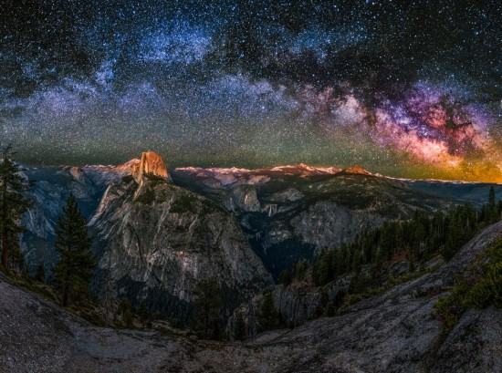 The American Milky Way