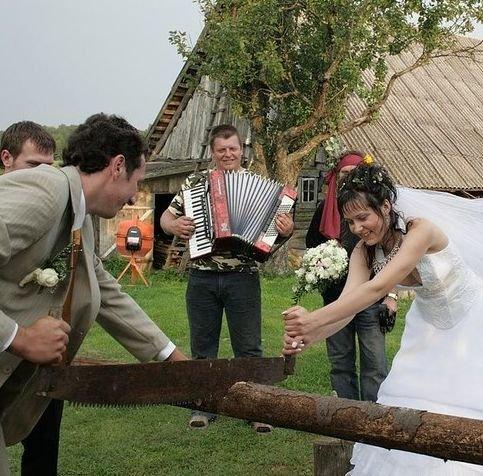 Amusing and Interesting Wedding Rituals Around The World