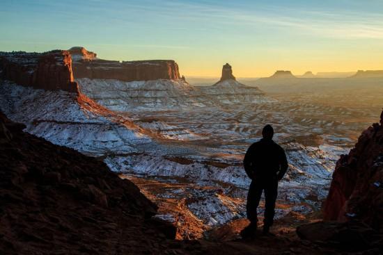 Spectacular landscapes