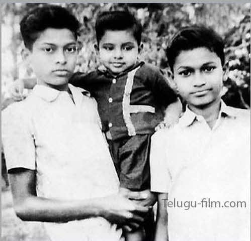 Mega star chiru family unseen and rare photos