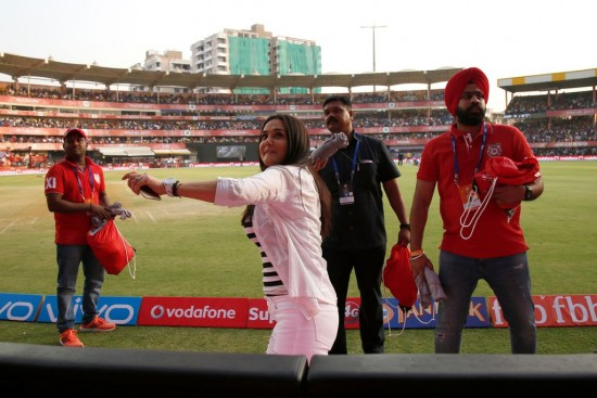 The glitz and glamour of IPL