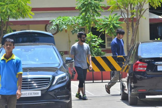 Bollywood celebs sweat it out in style