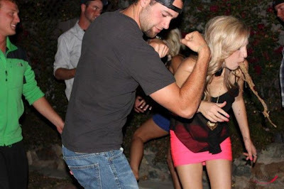 Drunk Girls Who Kept The Party Going