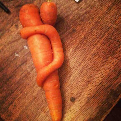 16 Funny-Shaped Fruits And Vegetables That Forgot How To Be Plants