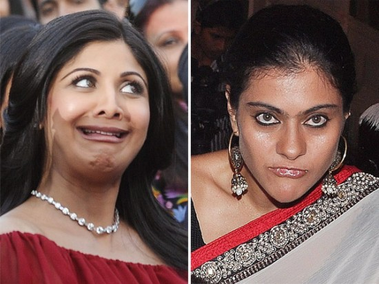 Bollywood Celebs & Their Funny Expressions