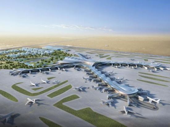 Abu Dhabis Stunning New Airport Amazing airport in abu dubai