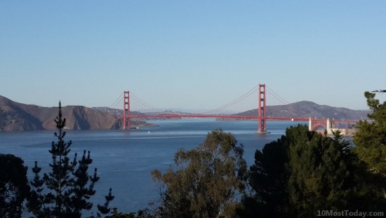 Most famous bridges in the world