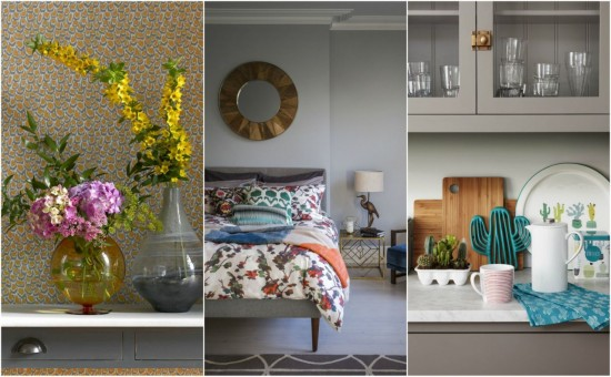 6 ways to add colour to your home